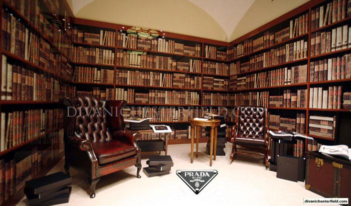 Divani poltrone chesterfield nuovi vintage vendita noleggio for Poltrone ufficio roma