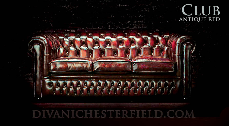 Divano chesterfield originale idee per il design della casa - Divano letto chesterfield ...