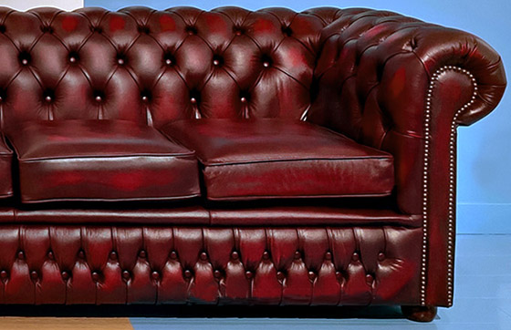 Chesterfield Divano Originale.Divani Chesterfield Nuovi Originali Inglesi In Pelle