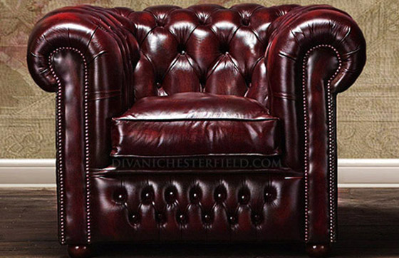 poltrona chesterfield club