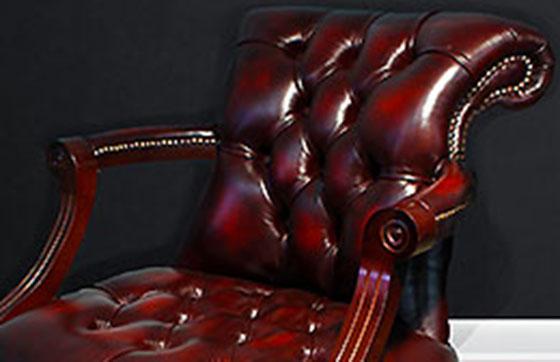 Ufficio Elegante Uk : Poltrone chesterfield ufficio direzionali in pelle nuove originali