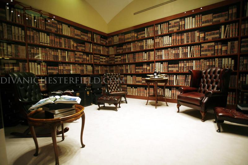 Noleggio Poltrone Chesterfield Inglesi Nuove Originali ...