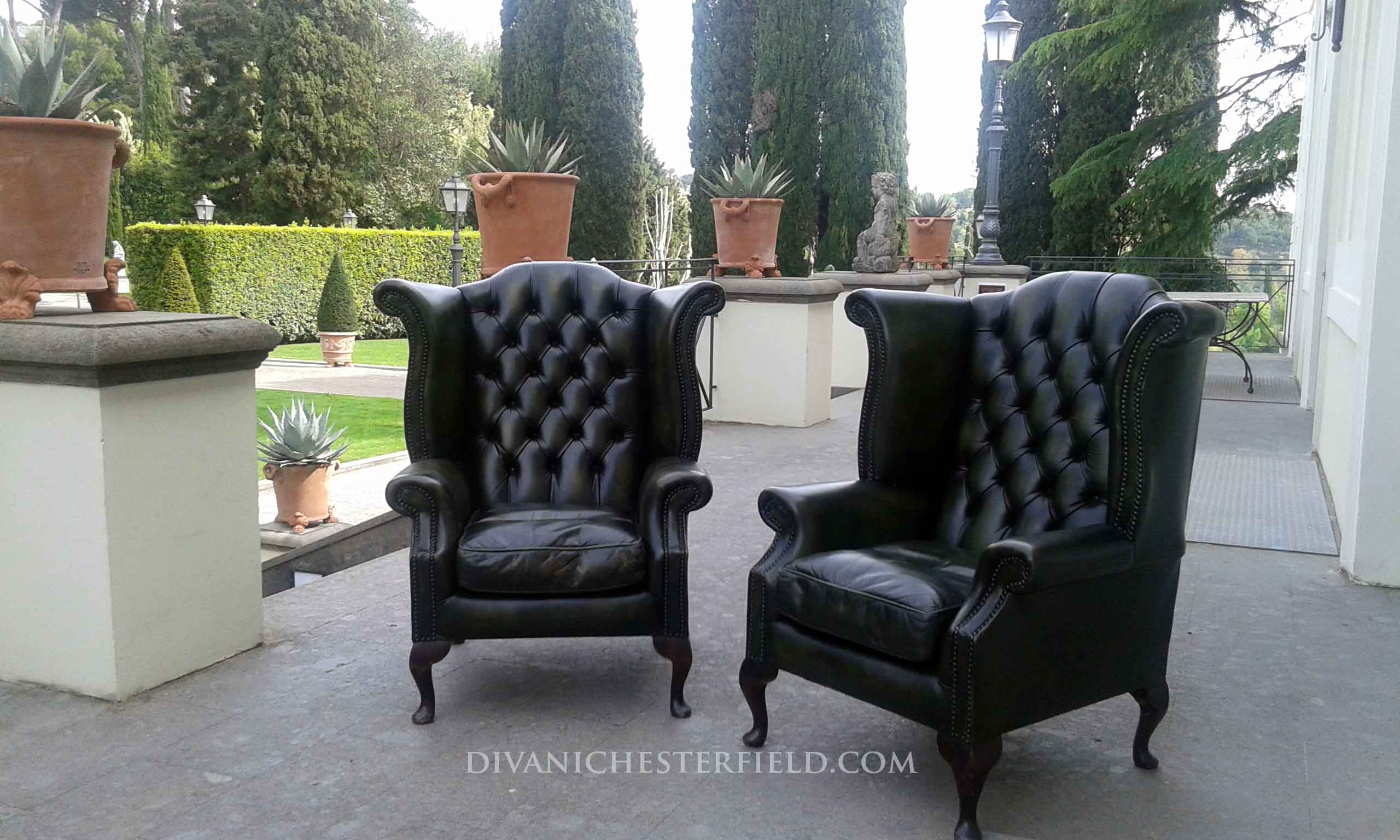 Noleggio affitto potrone chester divani chesterfield eventi for Poltrone per disabili roma