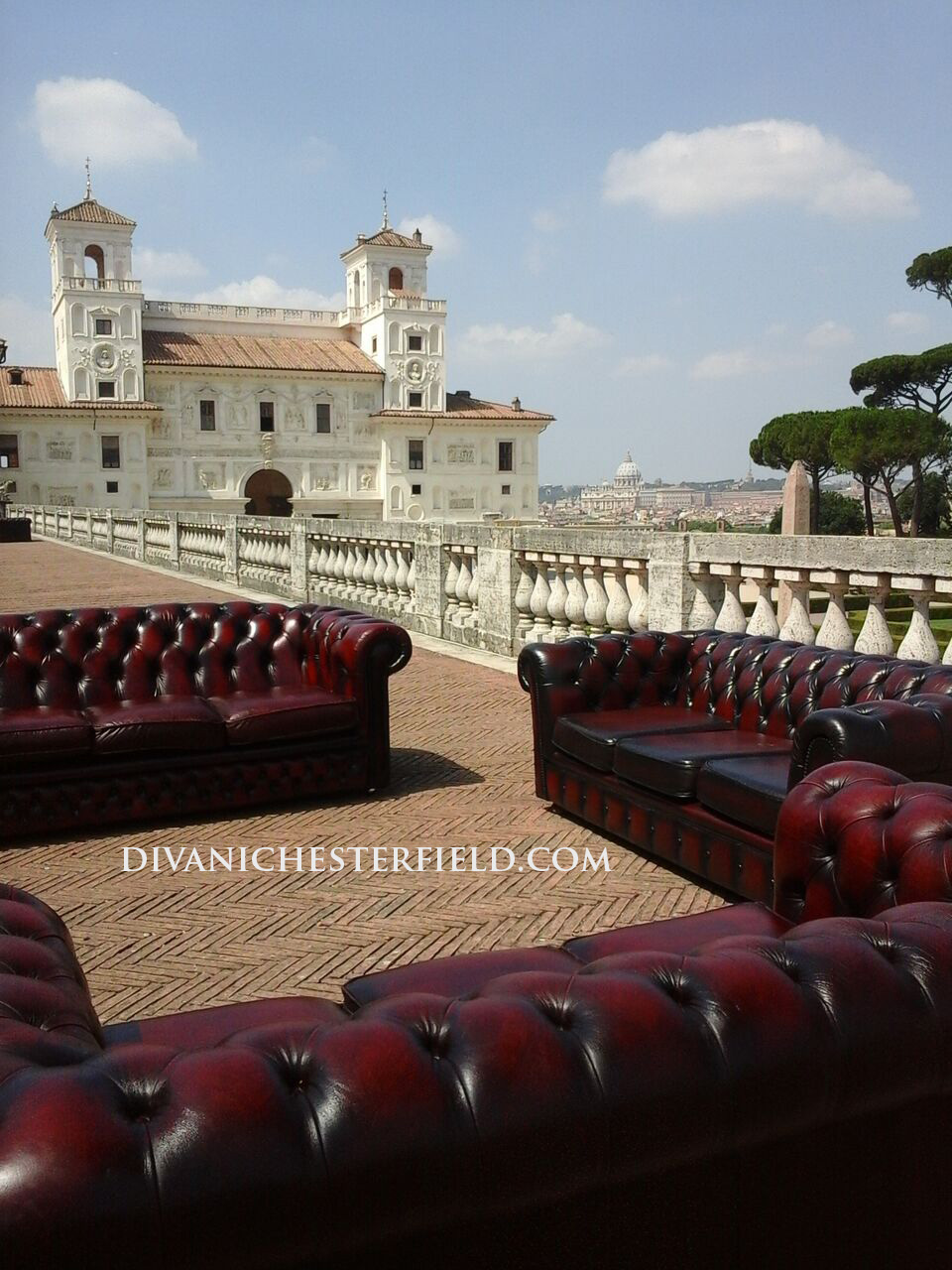 Divani chesterfield usati roma: divani chester classici.