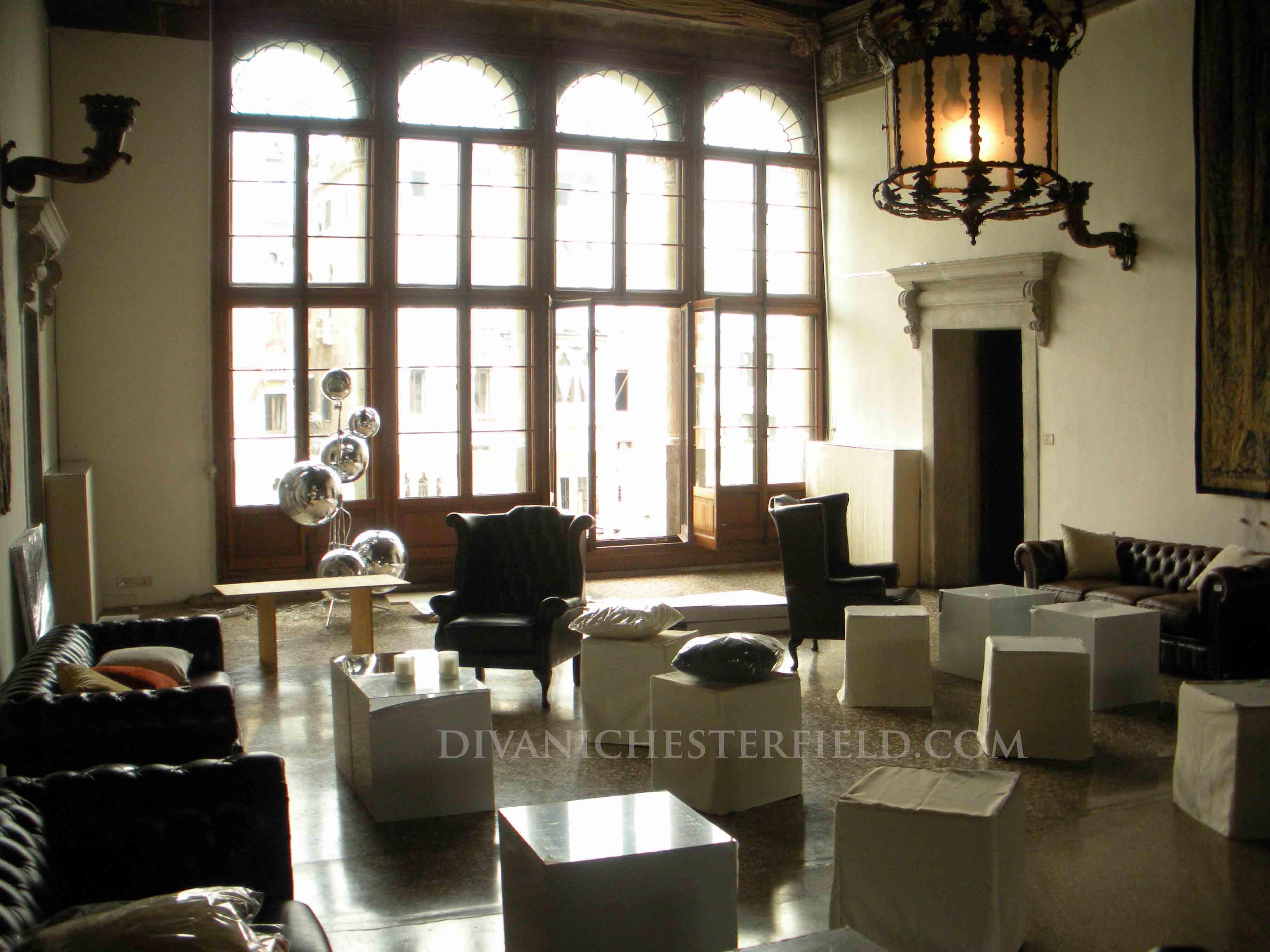 Divani Chesterfield Milano ~ Idee per il design della casa